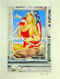american dream by erik bulatov