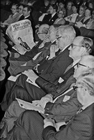 ford motor company stockholder's meeting, detroit by eric smith