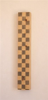 untitled (checkerboard) by sherrie levine