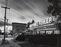 midway diner, staten island by tom baril