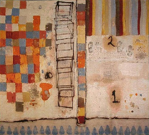 story of painting by squeak carnwath