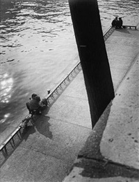 quai malaquia by willy ronis
