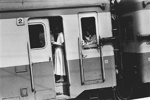 hokkaido, japon, 1978 (série northern) by daido moriyama