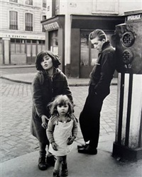 les enfants de la place herbert by robert doisneau