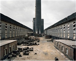 old factories #1, fushun aluminum smelter, fushun city, liaoning province, china by edward burtynsky