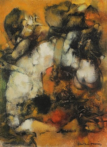 untitled by dorothea tanning