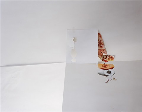 untitled #29 (from the series: ill form and void full) by laura letinsky