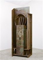 time up by anthony caro