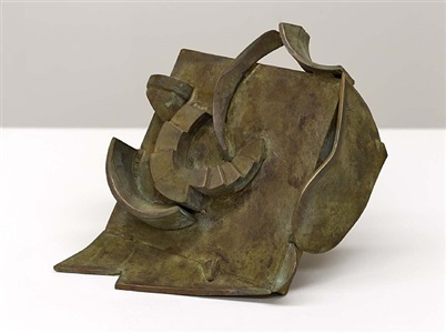 easel by sir anthony caro