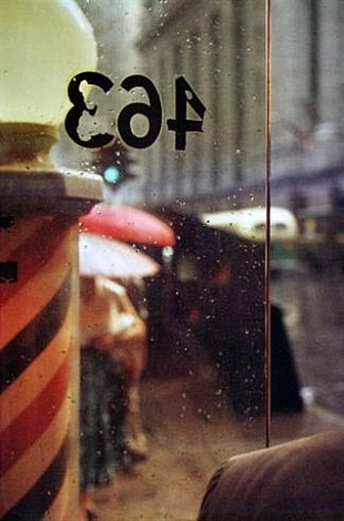 artwork 463 by saul leiter