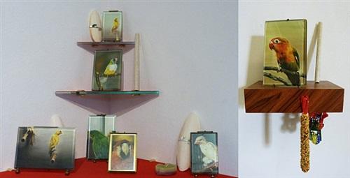 oiseaux by leopold rabus