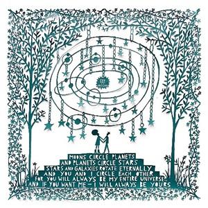 moons circle planets by robert ryan