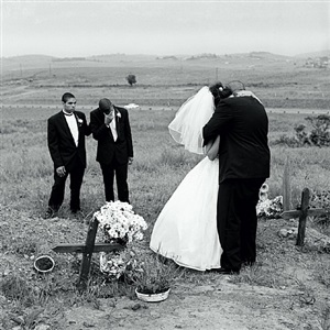 the wedding of deborah eksteen and noel norris by cedric nunn