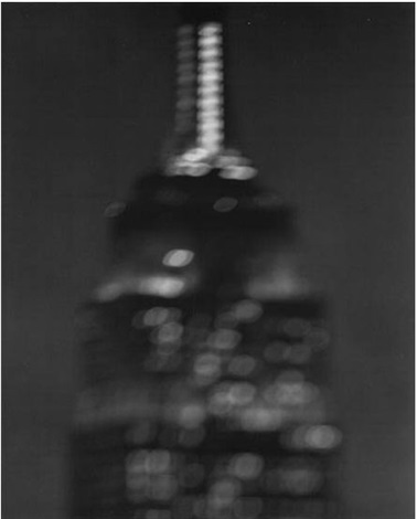 empire state building by hiroshi sugimoto