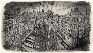 muta-morphosis, edinburgh #2 by murat germen