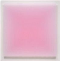 7/12/12 (pink square) by peter alexander