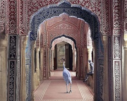 avatars of devi, zanana, samode palace by karen knorr