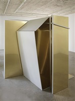 entrechambrage verticale by nairy baghramian