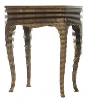 """""""louis"""" occasional table by gareth neal"""