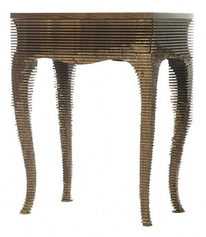 """louis"" occasional table by gareth neal"