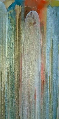 primula pharinosa by john armleder