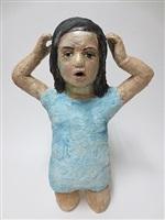 girl in blue by claudia alvarez