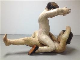 girls fighting by claudia alvarez