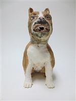 pit bull by claudia alvarez