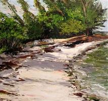 the beach by juan carballo