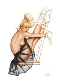 the dancer by olivia de berardinis