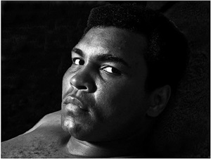 muhammad ali by harry benson