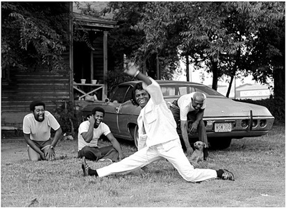 james brown by harry benson