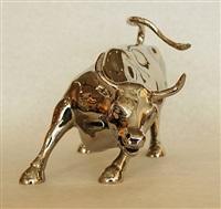 charging bull by arturo di modica