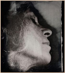 untitled (self-portrait) by sally mann