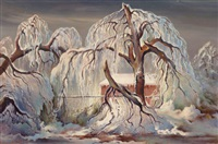 ice storm by charles taylor bowling