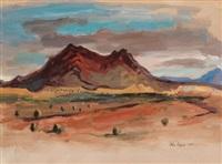 desert hills by otis dozier