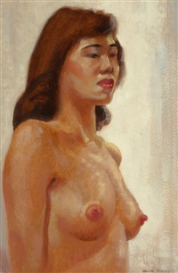 nude (oriental) by olin herman travis
