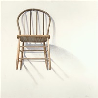 chair on a hook by ancel nunn