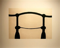 shoulders (state 2) by martin puryear