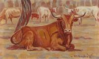 longhorn by harold dow bugbee