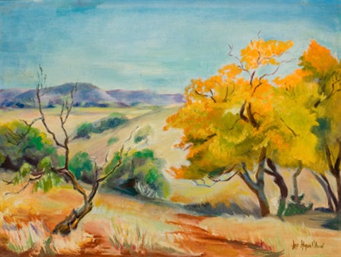 sweetwater landscape by lois hogue shaw