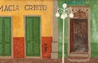 farmacia cristo, guanajuato, may 31 by henri gadbois
