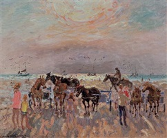 la plage by andré hambourg
