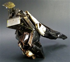 untitled by john chamberlain