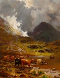 hillsides by louis bosworth hurt