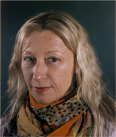 untitled (cindy) by chuck close