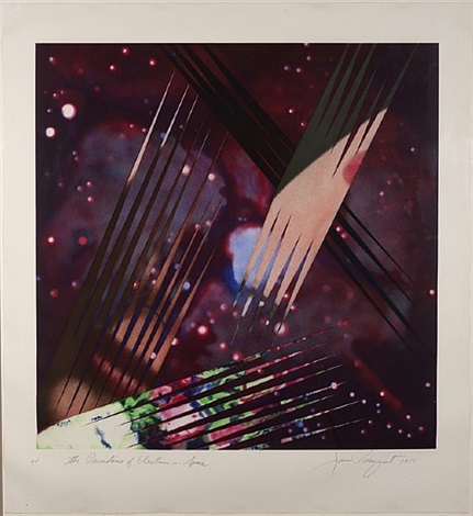 persistence of electrons in space by james rosenquist