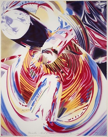 navigator, from the speed of light series by james rosenquist