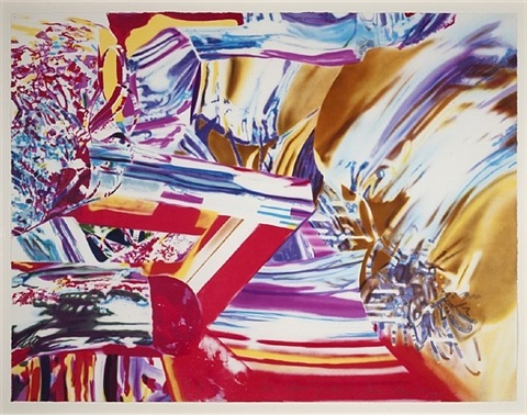 rider, from the speed of light series by james rosenquist