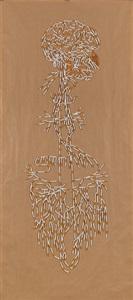 sculptors drawings works on paper by sarah lucas